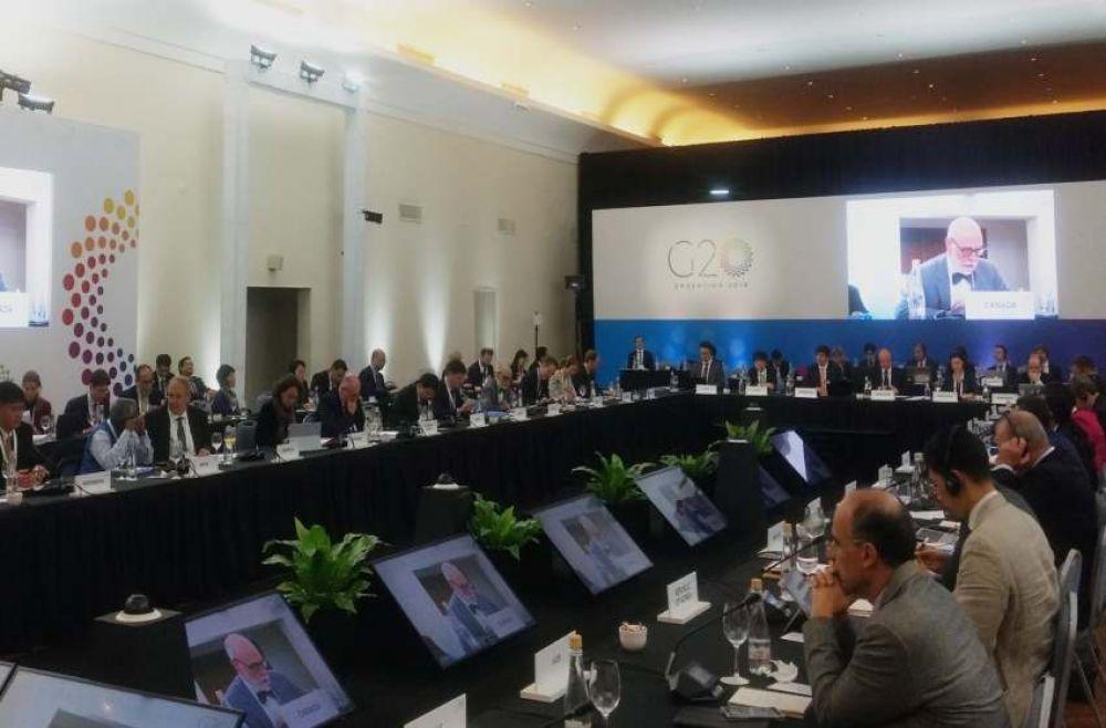 G20: en la ciudad, ministros debaten sobre comercio internacional