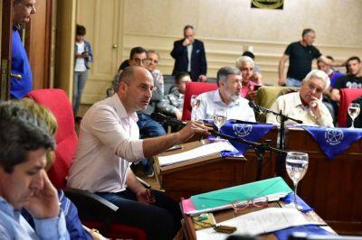 """Marco Colella: """"El acuerdo con el CEAMSE nunca ingresó al recinto"""""""