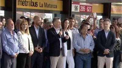 Vidal estudia dividir La Matanza: cómo lo haría