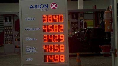 Para no resignar mercado, una petrolera bajó los precios