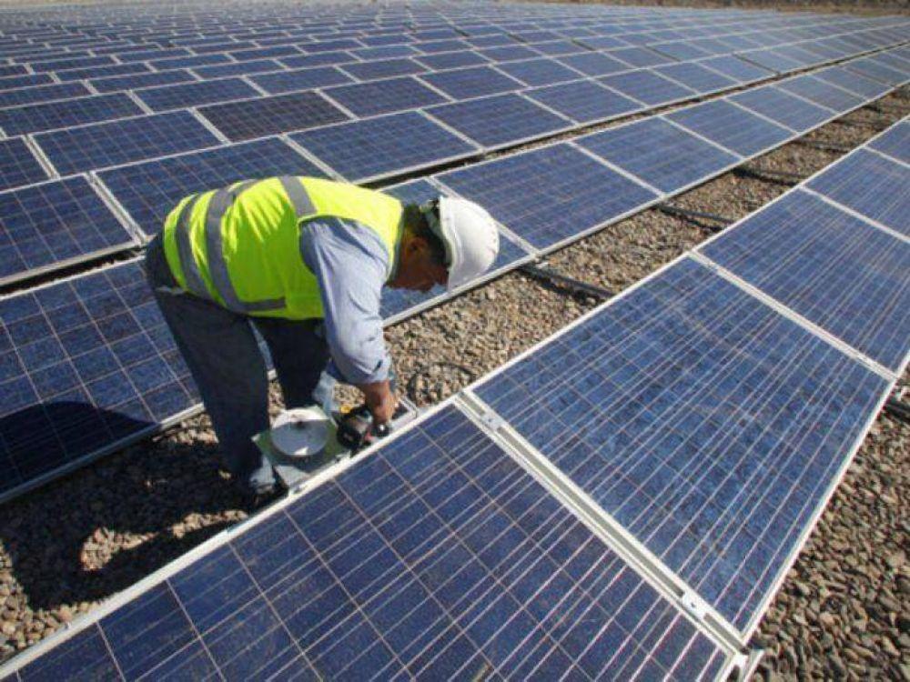 Energías renovables: Analizan proyectos privados para instalar plantas fotovoltaicas en Chaco