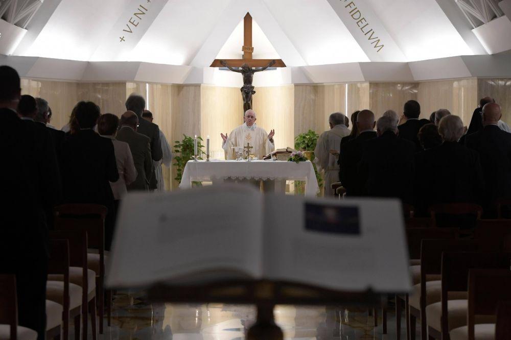 """El Papa llama al """"estilo cristiano"""": el """"camino de la misericordia"""""""