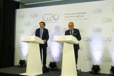 El G20 llegó a un consenso para impulsar reforma de la OMC
