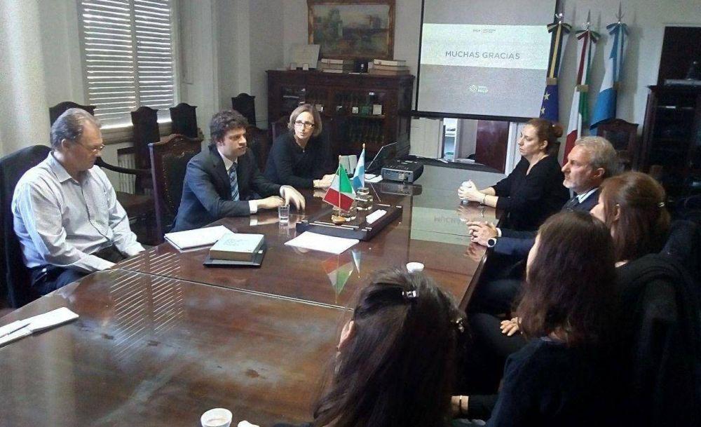 Se presentó a Mar del Plata como destino estratégico para la inversión productiva