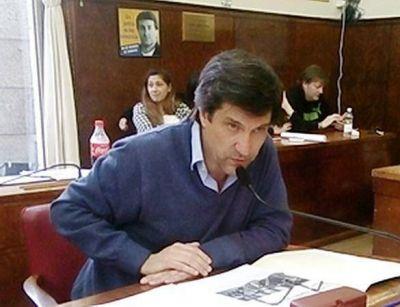 El radical Mario Rodríguez contra el ajuste sobre los sectores mas vulnerables