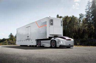 Volvo Trucks presenta vehículos eléctricos autónomos