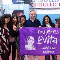 Junto al Movimiento Evita, Felipe Solá llamó a lograr la