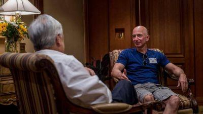 Amazon se inclina por Chile y fracasa una inversión de u$s 1.000 millones en Bahía Blanca