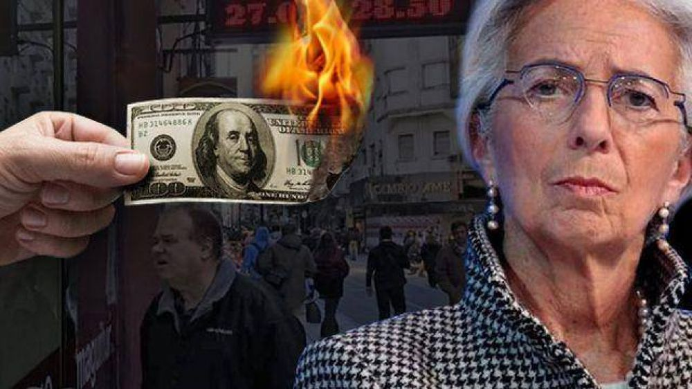 Dólar fuera de control: la plata del FMI no llega y acusan al Gobierno de mala praxis