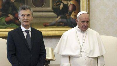 Iglesia vs Macri: traduce el padre Pepe la inquietud de Francisco por la fractura social