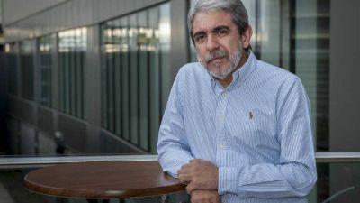 """Aníbal Fernández y una """"defensa"""" del empresario arrepentido de la Hidrovía"""