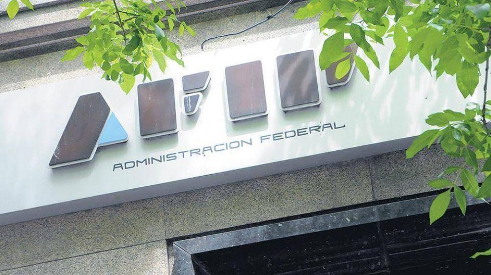 Revés judicial para la AFIP