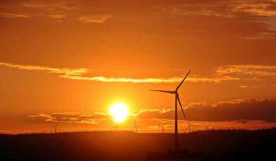 Nuevo parque eólico en Achiras en Córdoba Argentina con apoyo del BID