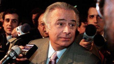 José Manuel de la Sota: un dirigente peronista que se inició en la política a los 24 años