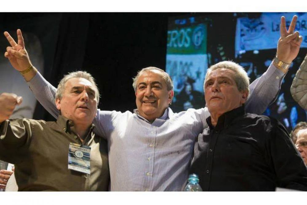 El triunvirato de la CGT ratifica el paro mientras negocia el Presupuesto
