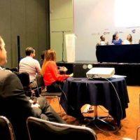Abella participó de una importante cumbre sobre desarrollo urbano
