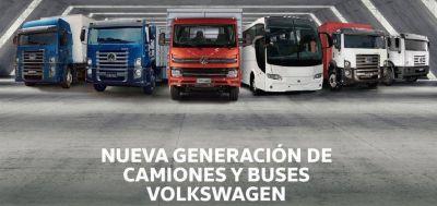 Expotransporte 2018: Volkswagen exhibirá su gama completa de camiones y buses junto con Shell Lubricantes