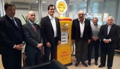 Shell dialogó con expendedores sobre la situación del sector