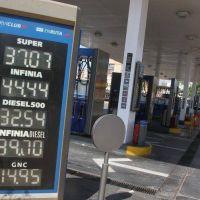 La nafta en San Juan, ni tan cara como en el Norte ni tan barata como en el Sur
