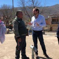 Se inaugura la obra para proveer de agua a villa Floresta y mejorar el servicio en 13 barrios