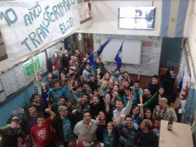 Con el triunfo de CAUCES en Ingeniería, comenzaron las elecciones estudiantiles en la UNMdP