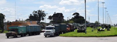 Puerto Quequén lanza el sistema de turnos online obligatorio para descarga de camiones