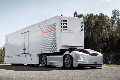 Los vehículos eléctricos autónomos de Volvo Trucks