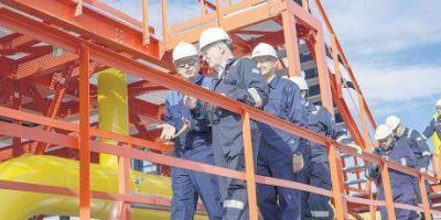 Neuquén: Fortín de Piedra se alza como el principal bloque productor de shale gas de Latinoamérica