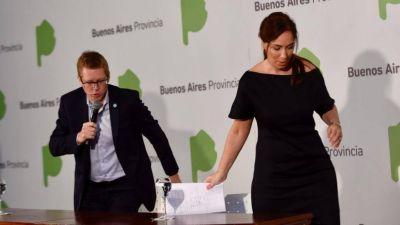 Vidal definió un aumento en la tarifa eléctrica del 24%