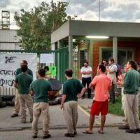 Despidos y recorte de horas en el parque industrial Gualeguaychú