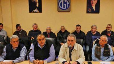 La CGT ratificó el paro del 25 antes de una reunión que tendrá hoy con el ministro Sica