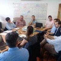 Planta de efluentes cloacales:Municipio, Provincia y el BID avanzan en el proyecto