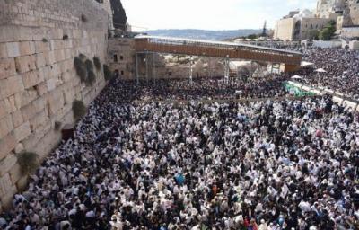 La comunidad judía celebra este martes su día más sagrado