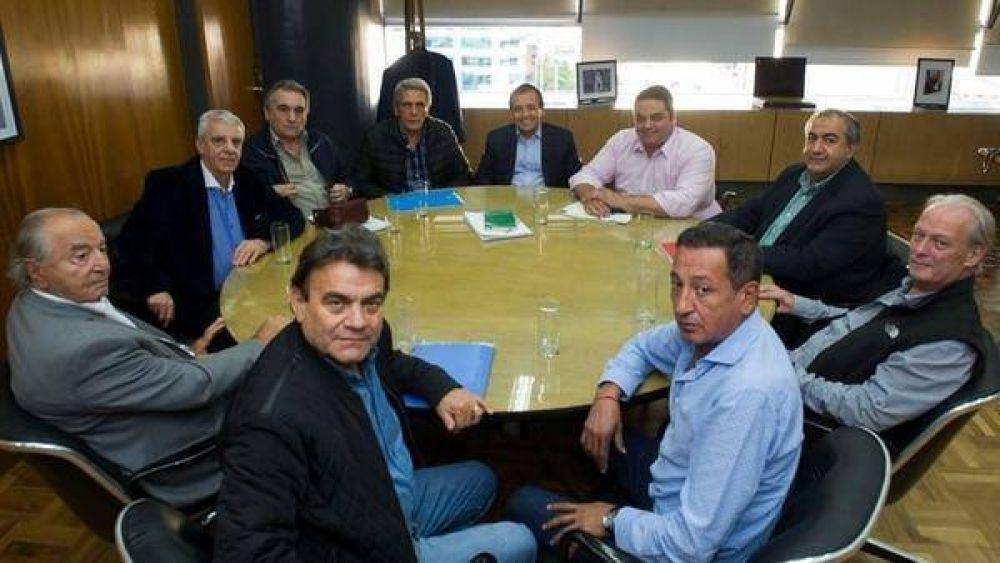 Se suspendió la reunión entre el Gobierno y la CGT que buscaba desactivar el paro