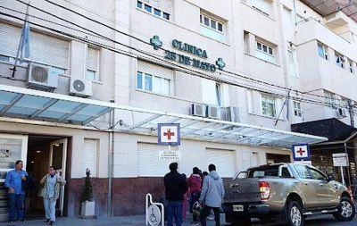 """Un hombre de 77 años murió afectado por la bacteria streptococcus pyogenes en la Clínica """"25 de Mayo"""""""