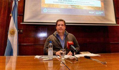 Mourelle acusó al Contador municipal de tener una postura política