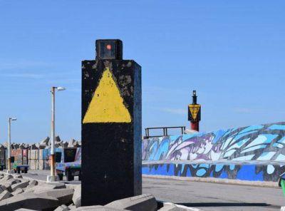 Puerto Quequén está modernizando el sistema de balizamiento