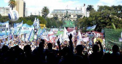 Rebelión en los pagos de Vidal: paran estatales, docentes, judiciales, legislativos y médicos