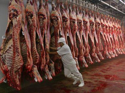 Crisis y tensión en la industria de la carne