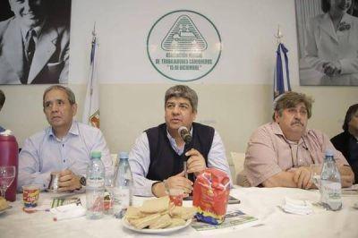 Interna sindical: Hugo y Pablo Moyano lanzan su frente para meterle presión a la CGT a días del paro general