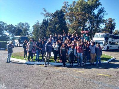 Jóvenes del Programa Envión Necochea-Quequén participan en