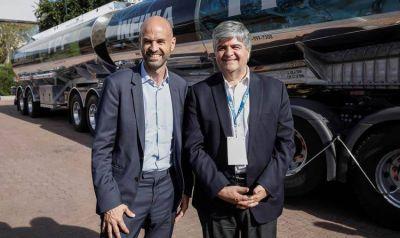 YPF incorporará bitrenes para transportar sus combustibles