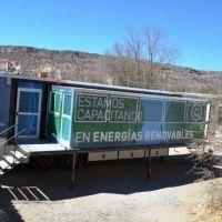 Energía renovable: Aula Taller en Humahuaca