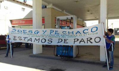 El paro del 25: No se distribuirán combustibles y habrá mínima atención en las Estaciones de Servicio