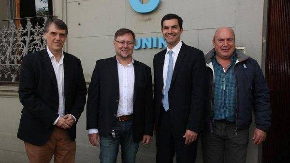 Juan Manuel Urtubey sumó apoyo sindical a su proyecto presidencial