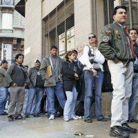 La desocupación aumentó al 9,6%, el más alto en los últimos 12 años