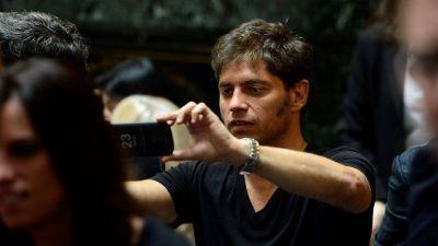 Axel Kicillof baja a la Provincia y fastidia a los caciques del peronismo bonaerense