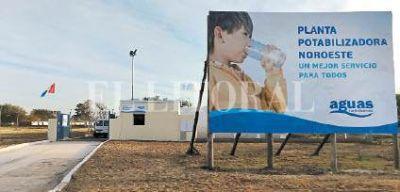 La planta de Assa en el noroeste comenzó a distribuir agua potable