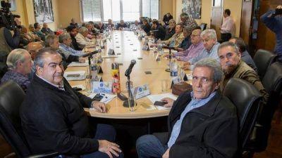El paro de la CGT, recargado por la crisis y la dura interna sindical