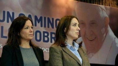 Vidal y Stanley recibieron a un grupo de obispos preocupados por la situación social
